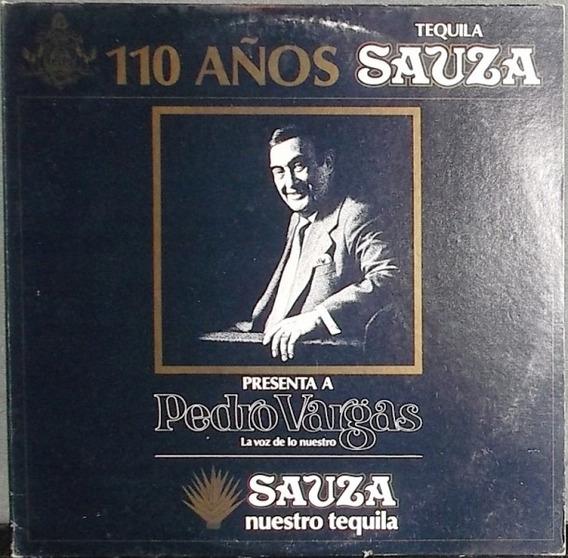 Pedro Vargas ¿ La Voz De Lo Nuestro ¿ Disco Lp Vinil 1983