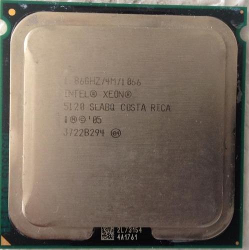 Processador Intel Xeon 5120 1.86ghz 4m Cache 1066mhz