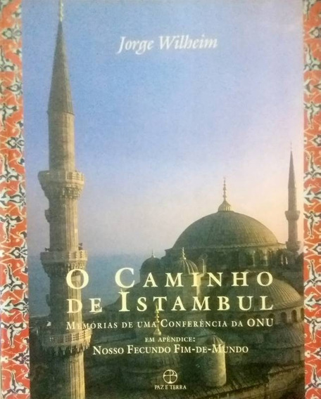 Livro O Caminho De Istambul + Brinde