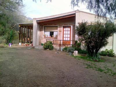 Casa En Las Sierras, En Faldas Del Uritorco.