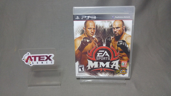 Ea Sports Mma Para Playstation 3