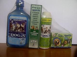 Kit Limpieza Antipulgas Y Garrapatas Para Mascotas