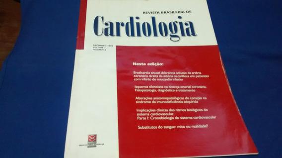 Revista Brasileira De Cardiologia R$ 15,00