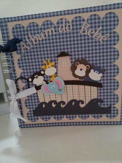 Album Personalizado P Bebê 1 Aninho