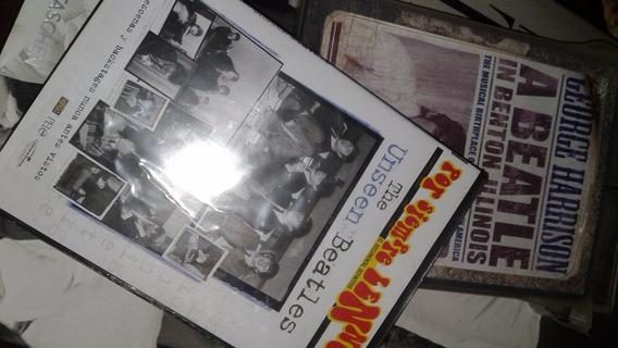Lote Dos Dvd Lennon Y George Harrison,oferta(originales)