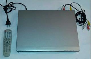 Reproductor De Dvd Marca Philco Modelo Dvp-404u