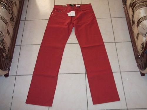 Exclusivo Pantalon Love Moschino 30 32 Red