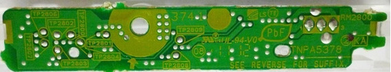 Placa Sensor Panasonic Controle Tnpa5378