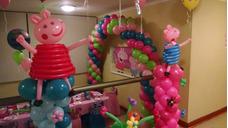 Decoracion Con Globos, Baby Shower, Bautizos, Cumpleaños.