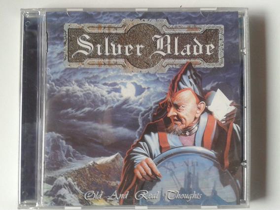 Cd Banda Nacional - Silver Blade - Old And Real Thoughts