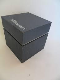 Caixa Box Relógio Original - Orient