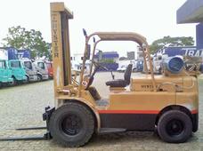 Hyster H80j Cap 4 Ton Empilhadeira Rod. Dupla Deslocador Lat