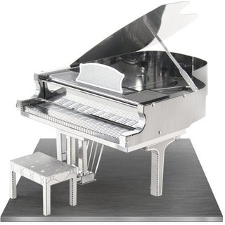 Fascinations Piano De Cola Rompecabezas Metálico 3d