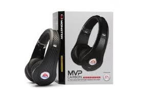Headset Monster Mvp Carbon Ea Sports Pc/ Ps3/xbox 360/wii