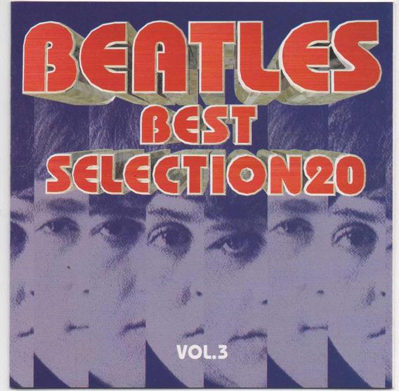 Cd The Beatles - Best Selection 20 - Vol 03 - Paul Mccartney