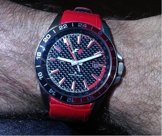 Relógio Jacques Lemans F5012 F1