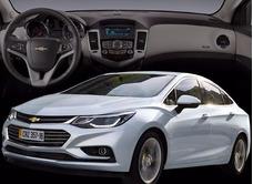 Chevrolet Cruze 1.4 Financiacion Directa De Fabrica #fc2