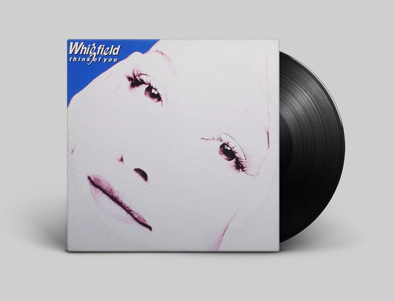 Vinyl - Whigfield - Think Of You (importado)