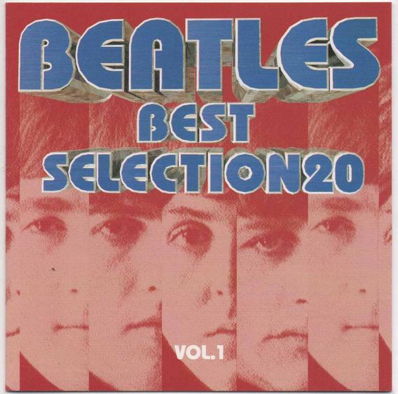 Cd The Beatles - Best Selection 20 - Vol 01 - Paul Mccartney