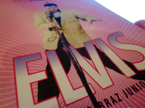 Elvis Biografia Odair Braz Junior 74 Discos Comentados Rock