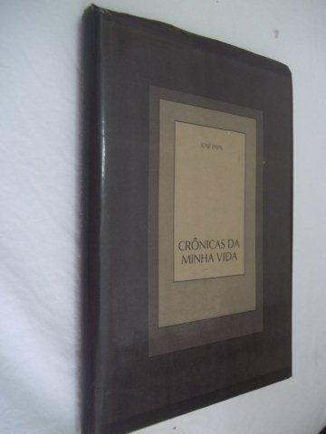 Livro - Crônicas Da Minha Vida - Literatura Nacional