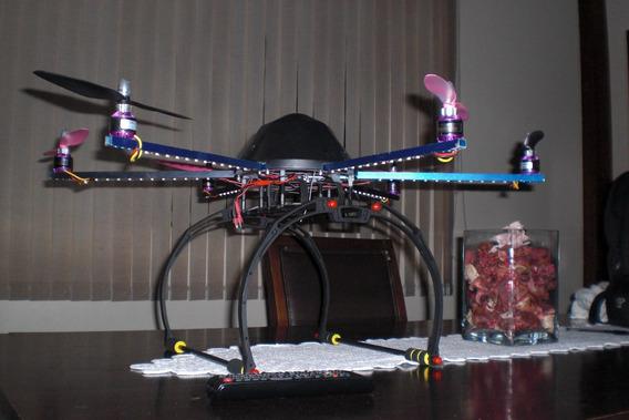 Drone Alemão Gigante (960mm) Hexacopter Mikrokopter