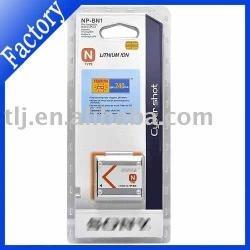 Sony Np-bn1 Baterias Originales,carg. Gen.(pregunte Por Fa)