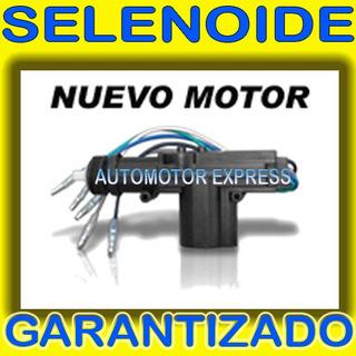 Seguros Electricos Selenoides Aveo Optra Epica Reparacion