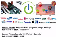 Service Reparación Tv Led Notebook Cámaras Digitales Reflex
