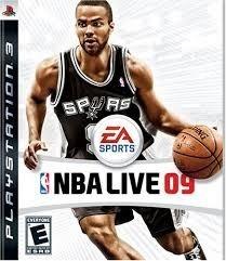 Nba Live 09 Playstation3 Aceito Troca
