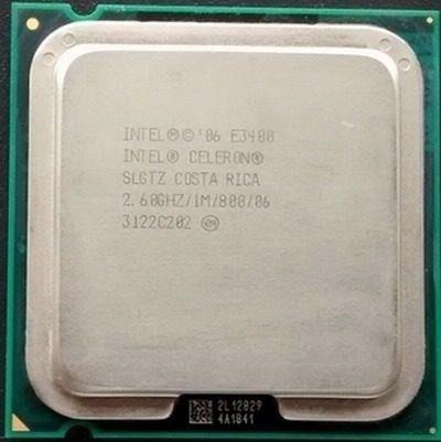 Processador Celeron Dual Core E3400 775