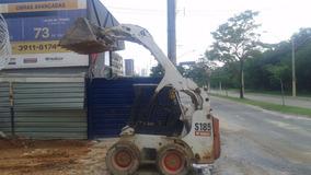 Bob Cat S-185 - Mine Pá Carregadeira 2012