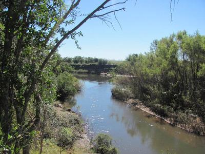 Hermoso Campo Costas Del Río Santa Lucía. Muy Buenas Tierras
