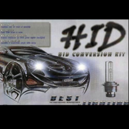 Hid Kit 8.000k! Oferta!!   La Mejor Ilunimacion Para Carros!