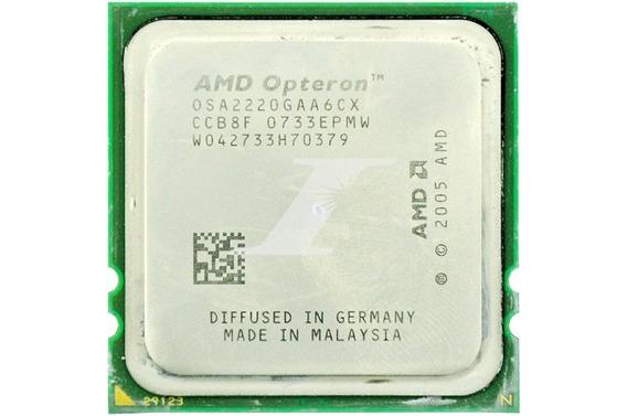 Amd Opteron 2220 Osy2220gaa6cq Dual Core 2.80 Ghz 2mb