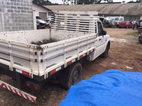 Sucata Mahindra 2013 Diesel Para Retirada De Peças
