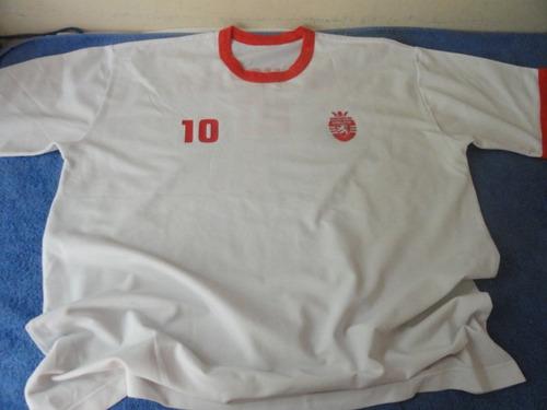Camisa Manchester England - Veste Tam G