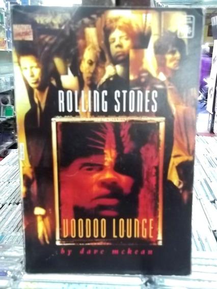 Rolling Stones Voodoo Lounge Dave Mckean Revista Hq