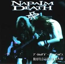 Cd Napalm Death - Live In Japan C/ Nf