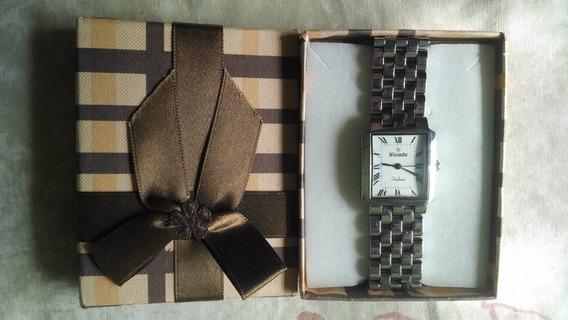 Reloj Nivada Diplomat Para Dama Original