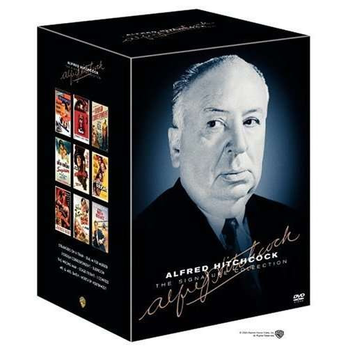 US 10-DVD Alfred Hitchcock Signature Collection