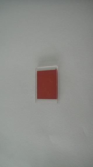 Filtro Polarizador Vermelho P/ Projetor Epson S3 - S4