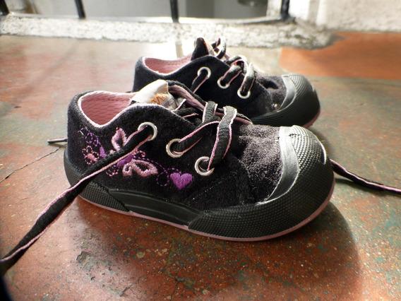 Zapatillas De Niña Pws Numero 19