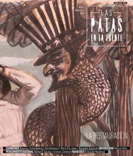 Revista Las Patas En La Fuente. Nº 4 - 2016