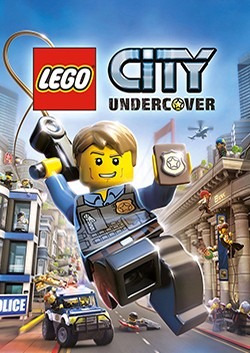 Lego City Undercover ( Mídia Física ) Pc - Frete Gratis