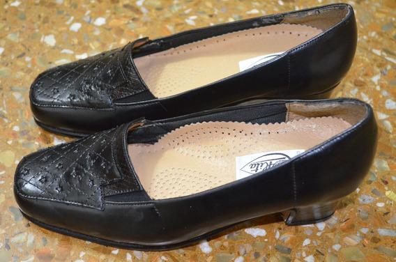 Zapatos Negros Nuevos Mujer