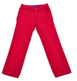 Jeans Corte Slim Fit Para Niño