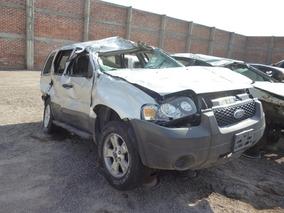 Escape 2006 Chocada,limited,motor 2.3 4 Cilindros,automatica