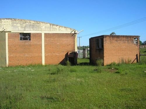 Vendo Galpon Industrial En Rivera Rou En Terreno De 7 Hás