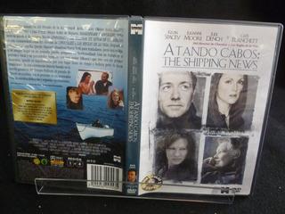 Atando Cabos The Shipping News K Spacey Dvd Original 1cg